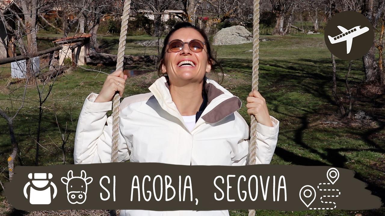 Si agobia, Segovia